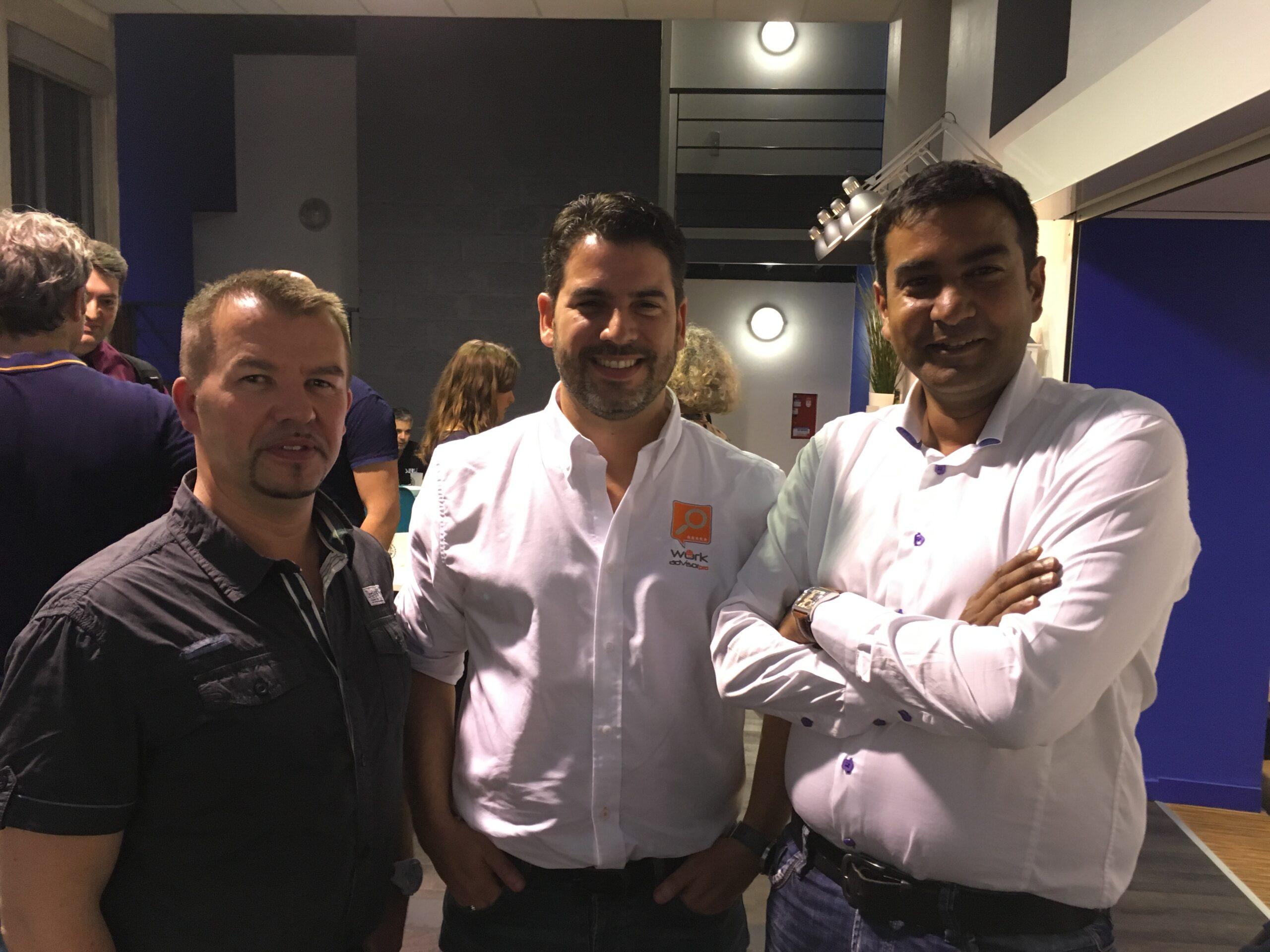 Wekey accompagne la promo de Start Innov et Benoît Maneuvrier devient mentor de WorkAdvisor !