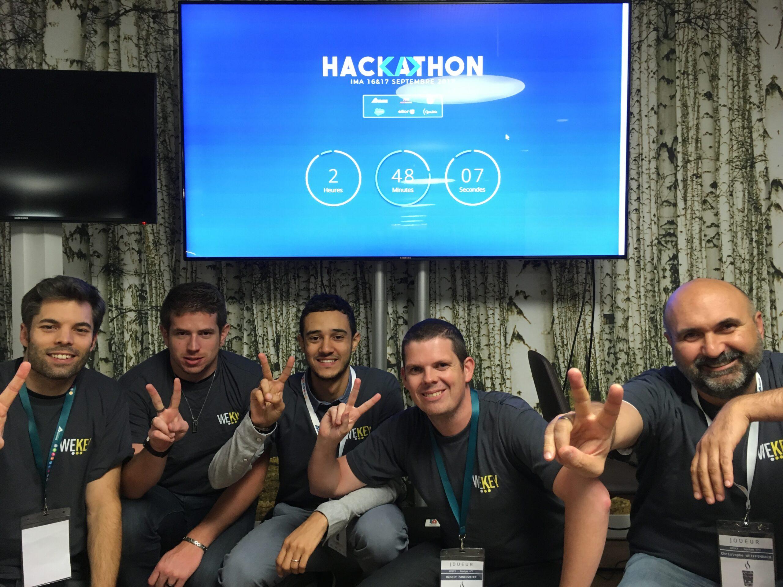 Hackathon IMA de Niort – Une belle expérience