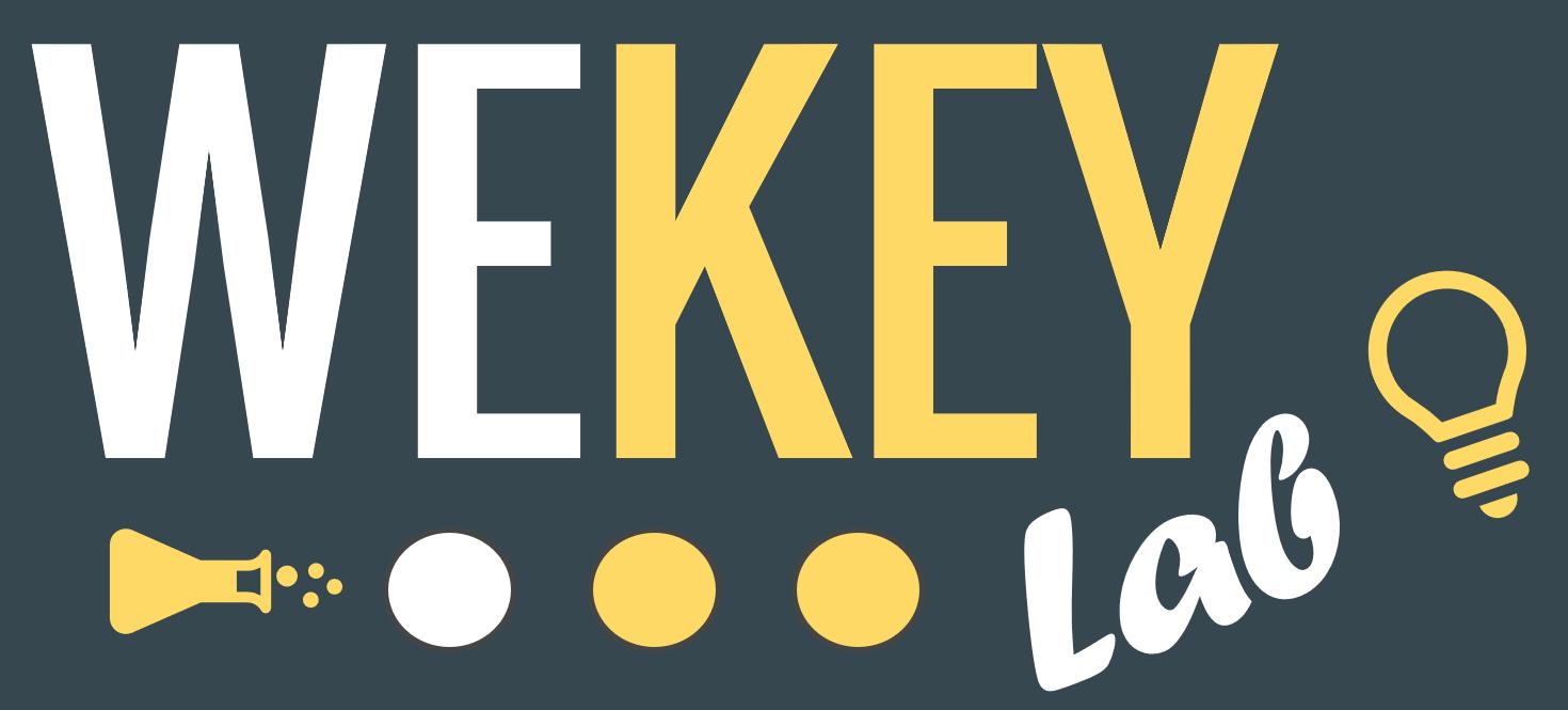 Wekey lance son lab Innovation !
