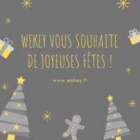 Wekey vous souhaite de joyeuses fetes (2)