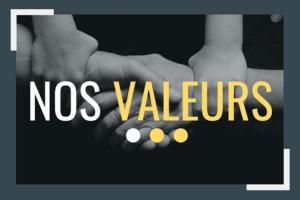 Les valeurs Wekey