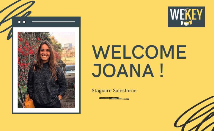 Joana - team wekey