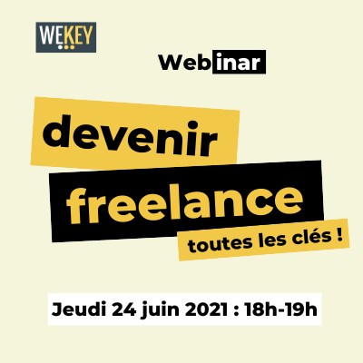 Webinar Wekey le 24 juin 2021