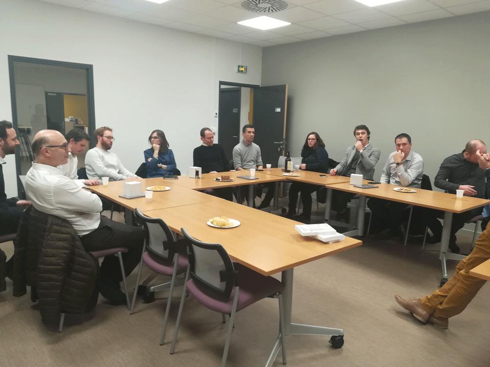 Conférence Wekey sur la gestion de patrimoine